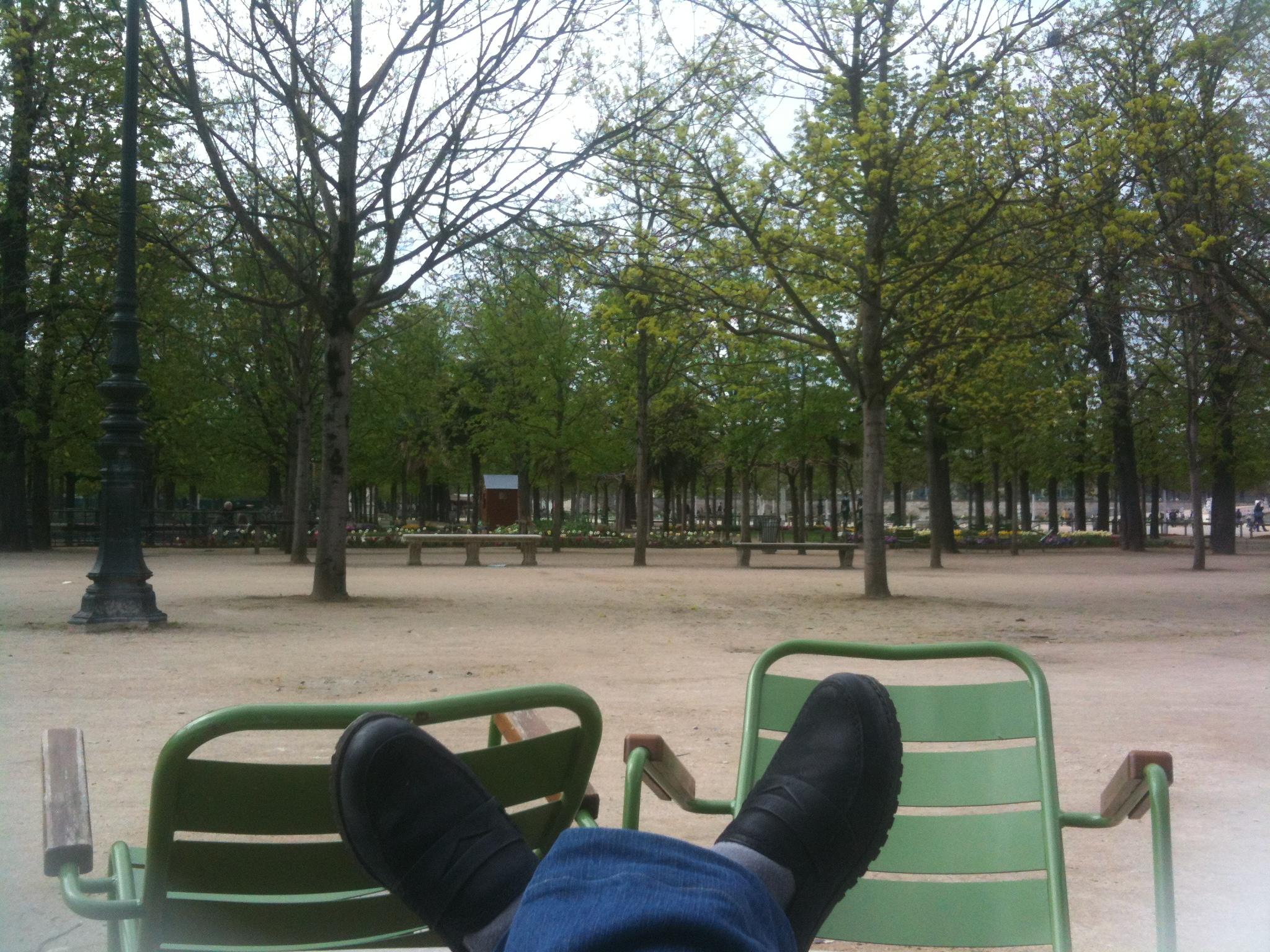 Promenade au jardin des tuileries bien vivre for Au jardin des tuileries